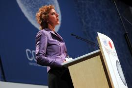 Connie Hedegaard   - photo from http://www.iisd.ca
