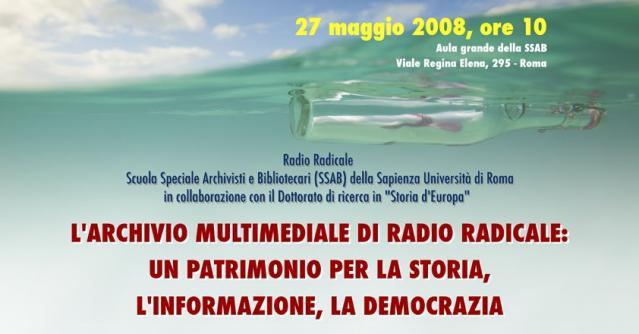 Logo di RadioRadicale