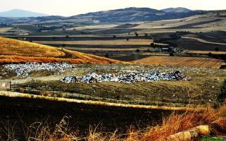 discarica in Basilicata