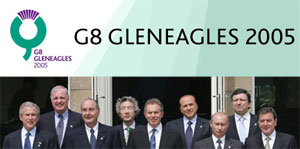 Gleneagles Summit G8
