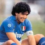 Diego Maradona, ai tempi del Napoli