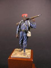 tiratore senegalese 1914 -: by www.antelmimodels.com