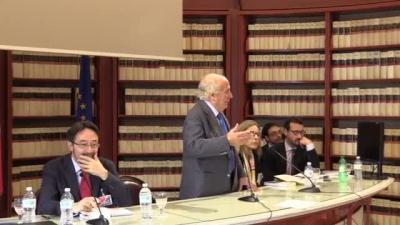 Presentazione dei libri richard nixon e i partiti for Elenco politici italiani