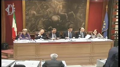 Commissioni riunite bilancio tesoro e programmazione v for Commissione bilancio camera dei deputati