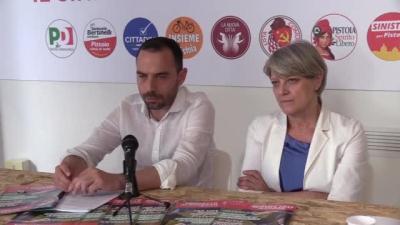 Rita bernardini incontra il candidato sindaco di pistoia for Diretta radio radicale tv