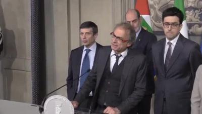 Consultazioni del presidente della repubblica sergio for Formazione della camera dei deputati