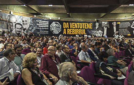 congresso partito radicale 2016