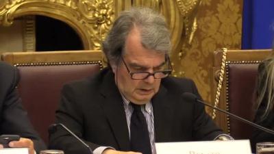 Conferenza stampa congiunta dei gruppi parlamentari di for Parlamentari forza italia