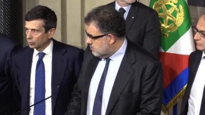Consultazioni del presidente della repubblica sergio for Gruppo misto camera