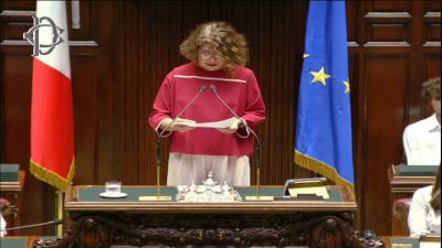 Celebrazioni per il giorno della memoria delle vittime del for Camera dei deputati ordine del giorno